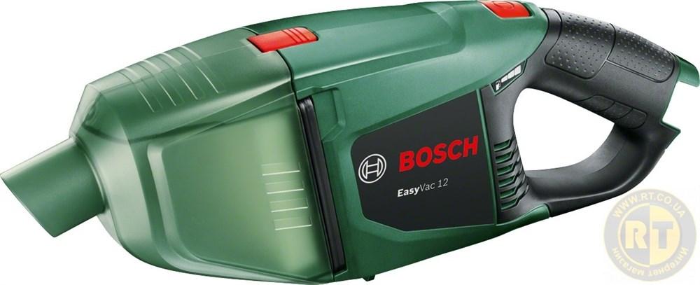 Аккумуляторный ручной пылесос (без аккумулятора и зарядного устройства) EasyVac 12 (Без аккумуляторного блока и зарядного устройства) - фото 4561