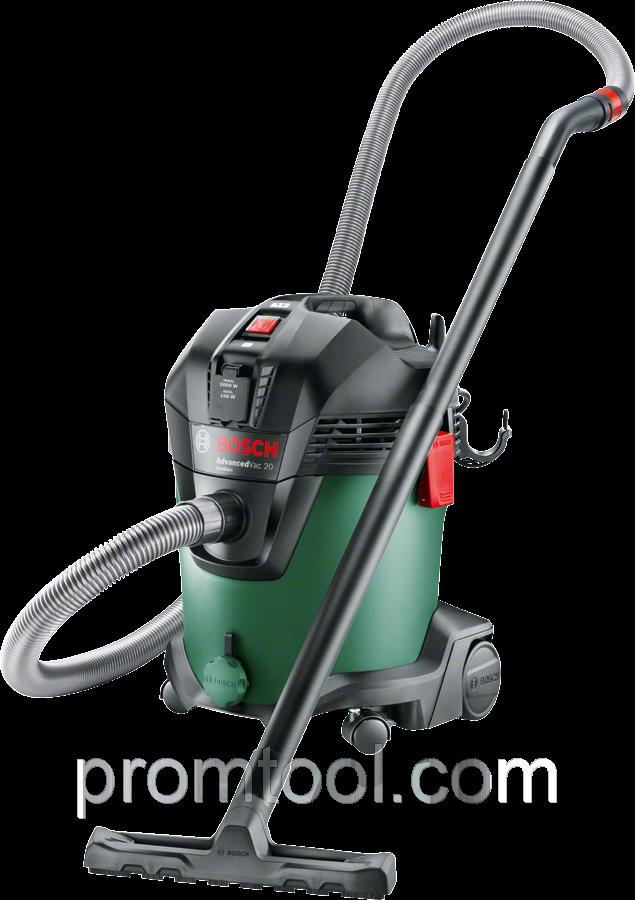 Пылесосы для влажной и сухой очистки AdvancedVac 20 - фото 4572